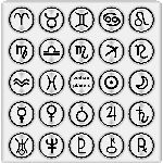 Zodiac, Horoscope, Astrology Spells Bindings