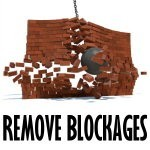 Blockage Removal Spells Bindings