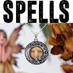 Magic Jewelry with Spells