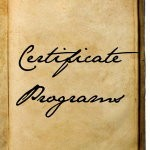 University - Personal Use - Certificate Programs