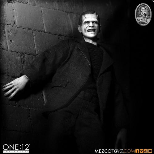 Frankenstein Living Dead Doll