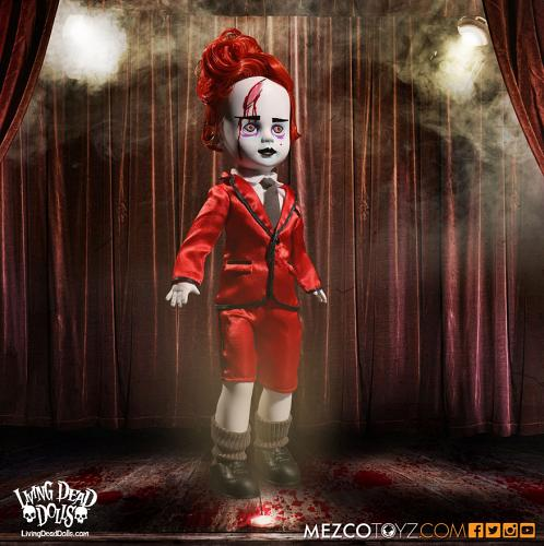 Carotte Morts Living Dead Doll