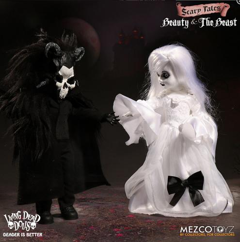 Living Dead Doll Beauty & The Beast