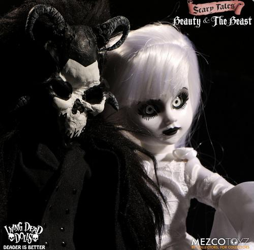 Living Dead Doll Beauty and the Beast