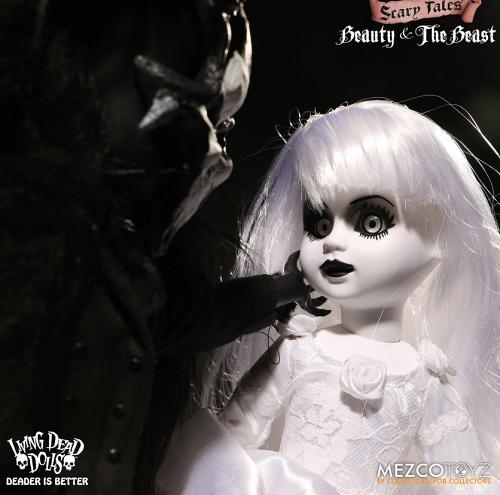 Living Dead Doll Beast & Belle