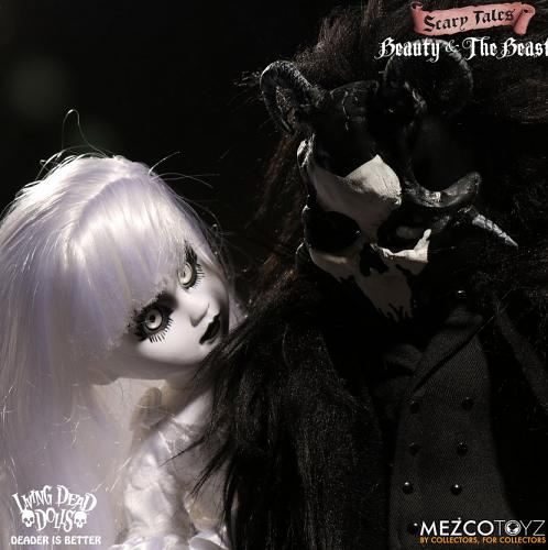 Living Dead Doll Beauty Belle & Beast