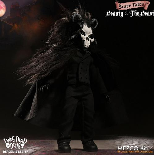 Living Dead Doll Beast Prince