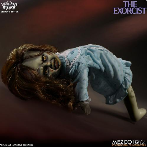 Exorcist Doll