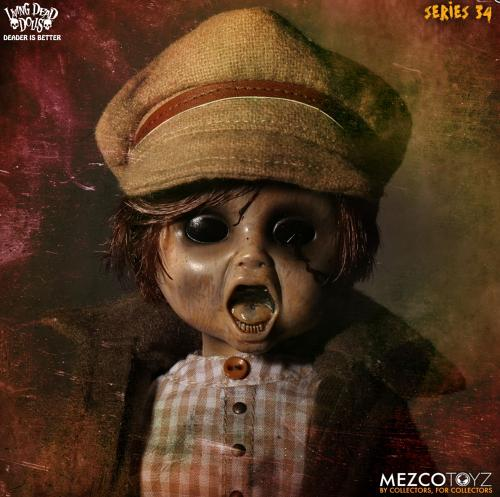 Living Dead Doll Tommy Knocker