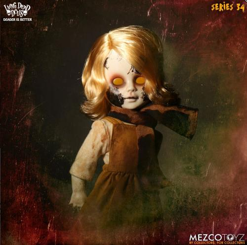 Living Dead Doll Canary