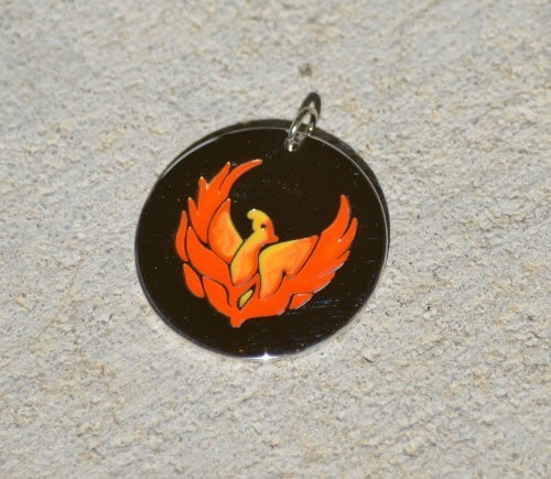 Creepy Hollows Exclusive Jewelry - Rising From The Ashes - Power Of Revitalization