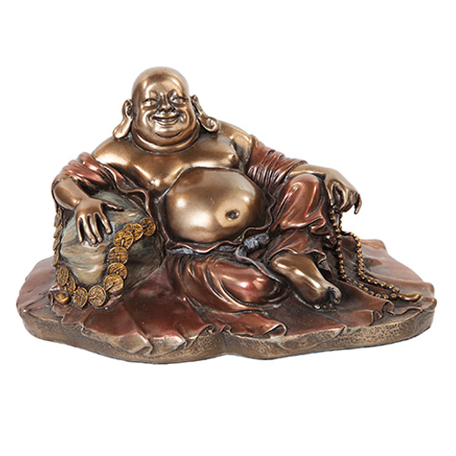 Sitting Happy Buddha