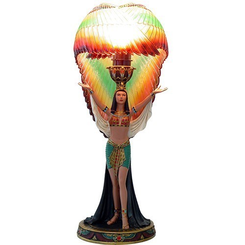 Egyptian Isis Lamp