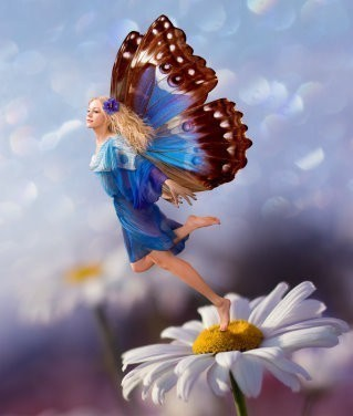 Oh, What A Day For A Fae Dream - Spell for Power of Fairy Magic