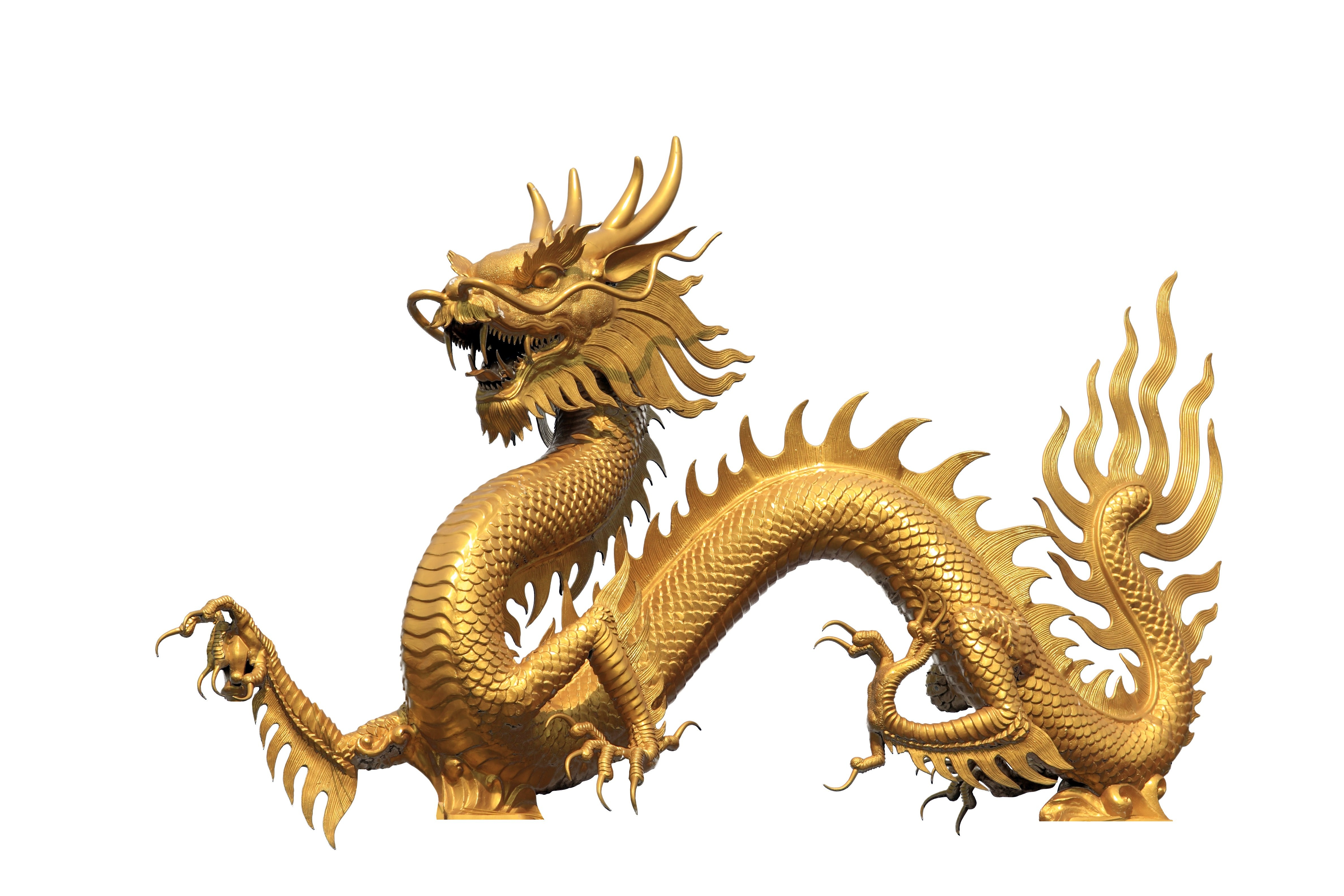 Custom Conjure Chinese Attendant Dragon :: Great Friends With Comfort