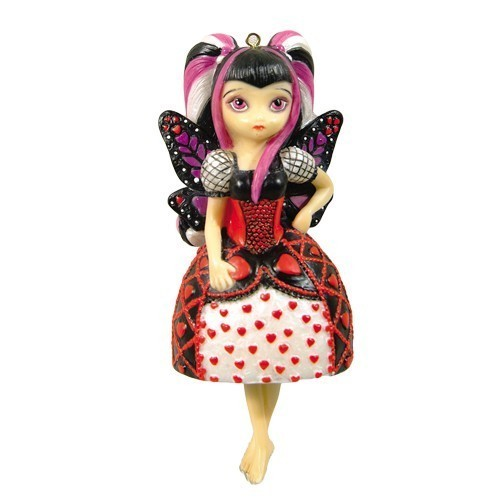 Valentine Fairy Ornament