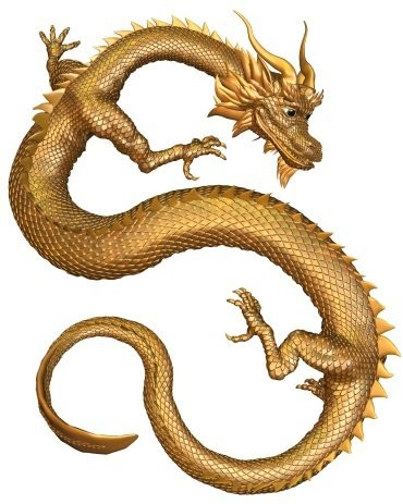 Chinese Teacher Dragon Spirit Named Ivarial - Wise Guide & Counselor