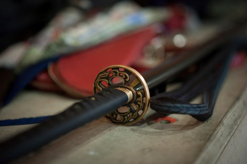 Ancient Worlds Collection© :: Japanese :: Binding Of Okuninushi :: Courage, Strength & Endurance