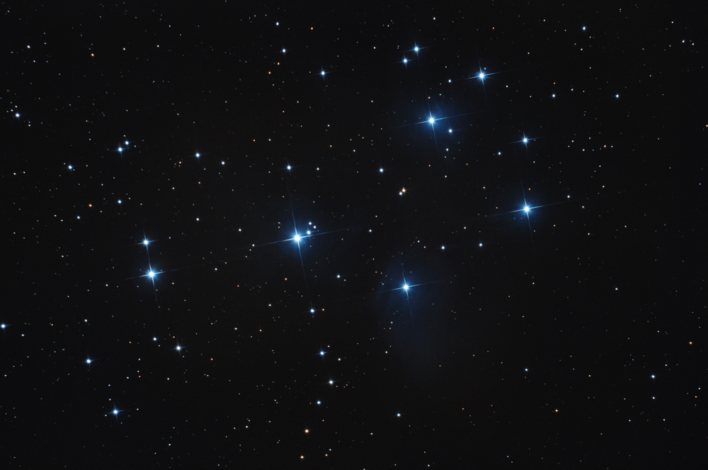 Pleiadian Star Seed Power Enchantment - Awaken Your Bond with the Universe