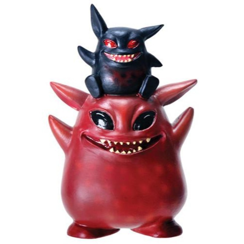Monster Under the Bed Fantasy Statue - Umbie & Fitz