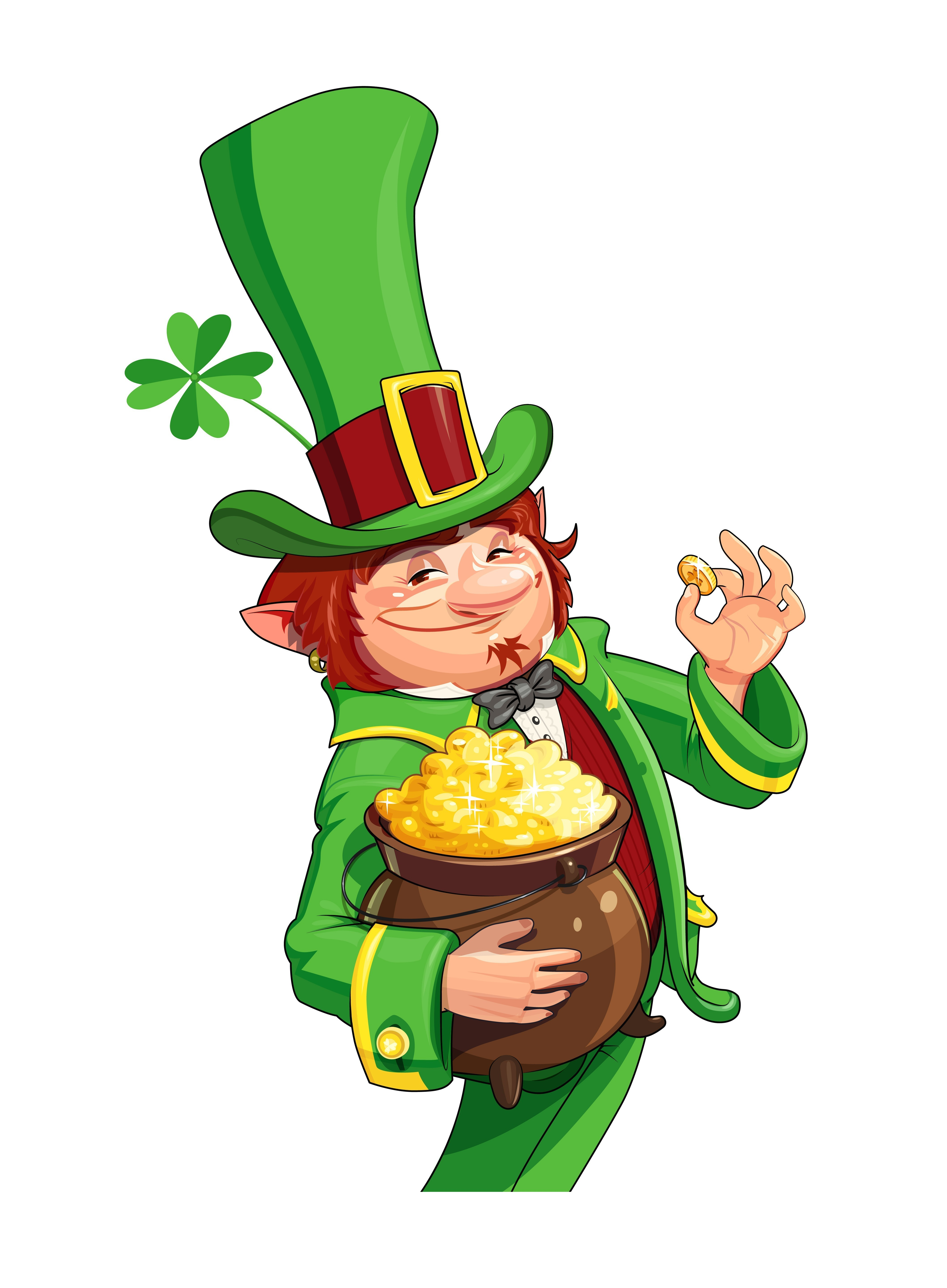 Adoptable Power Orb for Leprechaun