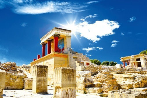 Ancient Worlds Collection© Crete Blend of Spells for Enticing Power & Protection