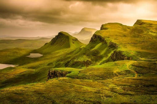 Ancient Worlds Collection© Scotland Blend of Spells for Dark Magick, Power, & Energy