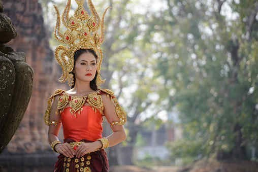 Apsara Spirit Named Fia - Celestial Maidens Of Sex, Good Luck & Prosperity