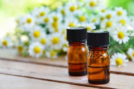 Aromatherapy Oil For Happiness