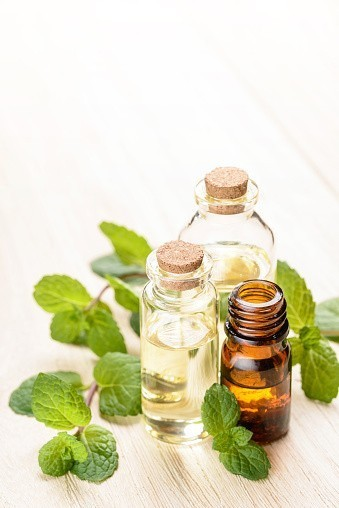 Aromatherapy Oil For Mental Clarity