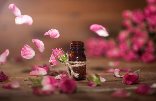 Aromatherapy Oil For Mind Cleanse