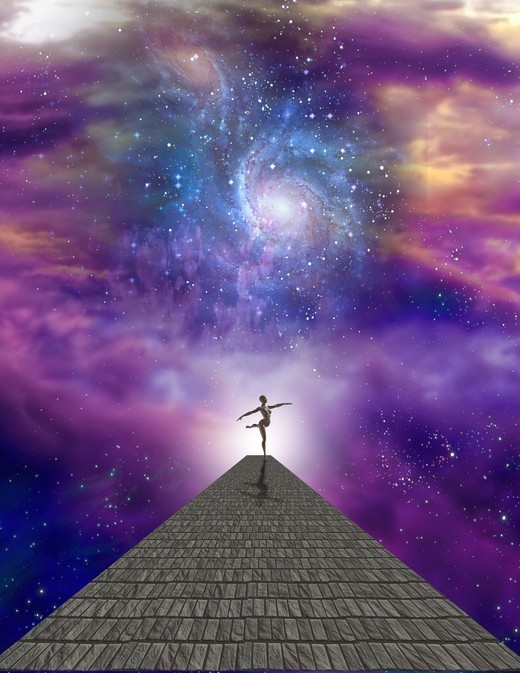 Monthly Astral Travel Service - Journey Through the Universe