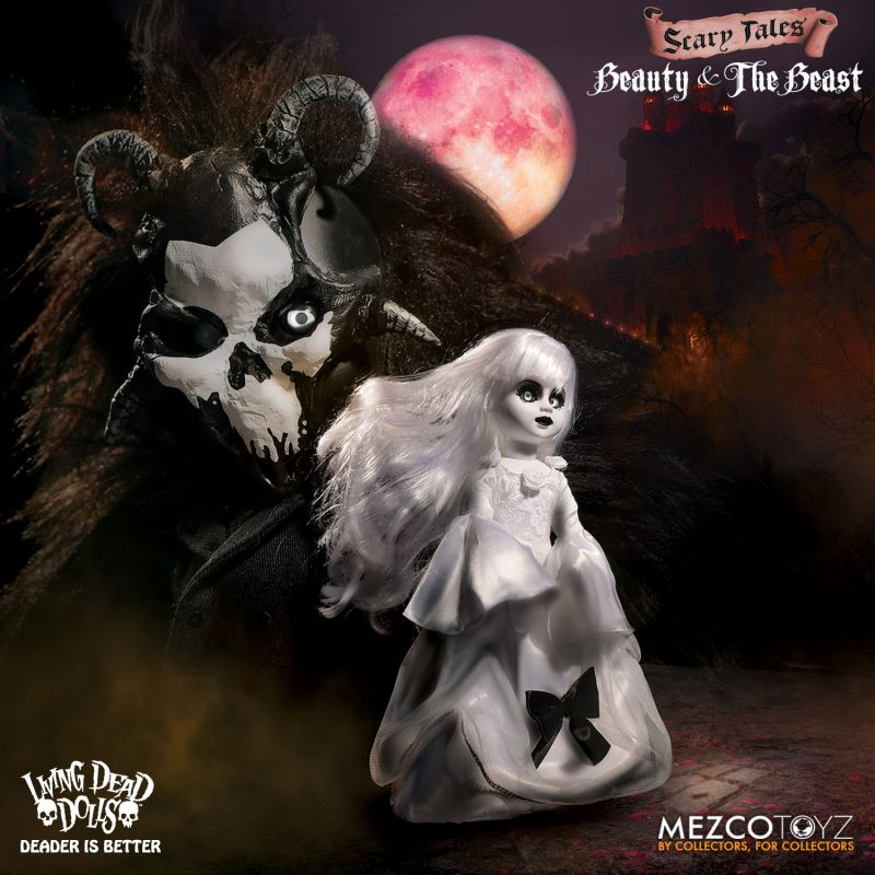 Living Dead Doll :: Scary Tales - Beauty & The Beast :: Your Choice Of Binding