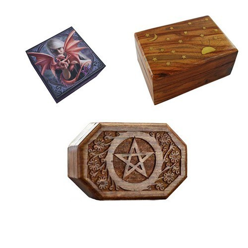 3-Body Binding Box :: Binds Your Spirits & Spells To All 3 Of Your Bodies