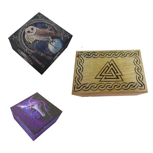 Binding Box - Binds Spells Of Astral Travel, Remote Viewing, Astral Projection, Astral Connection