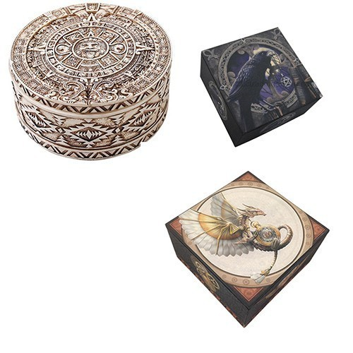 Binding Box :: Binds Spells Of Protection, Banishment, Shielding, Cleansing, Clearing Of Negative Influences