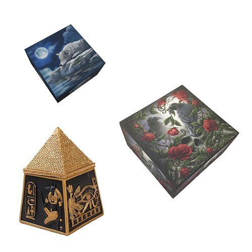 Binding Box :: Binds Spells Of Third Eye Activation, Psychic Power, Visions, Intrinsic Knowledge