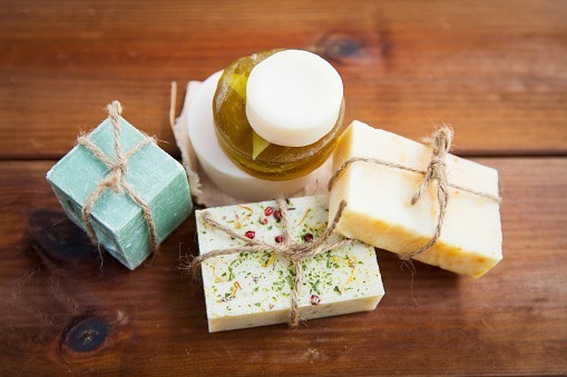 Enchanted Soap for Blockage Removal