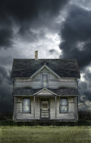 The House You Live In - Spell for Paranormal Activity in Your Home