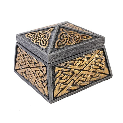 Magic Box for Removal Of Blockages, Curses, Hexes, Negative Forces, And All Residual Energy