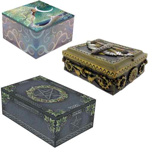 Chakra Charge - Binding Box Of Spells That Clear, Align, And Charge Your Chakras