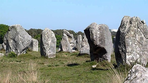 Carnac Stones Spell for the Power Of Neolithic Magic