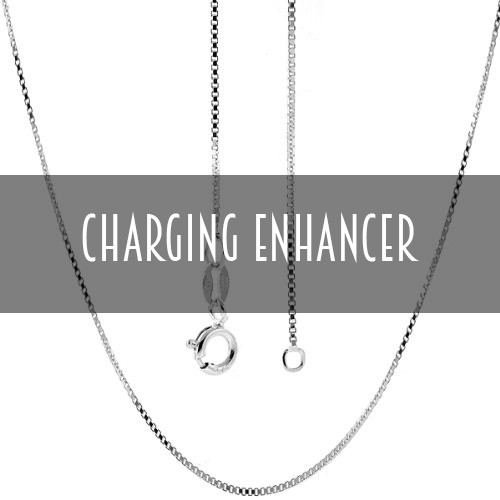 Charging Enhancer Chain - Charges All Spirited Or Spelled Vessels Suspended From Chain