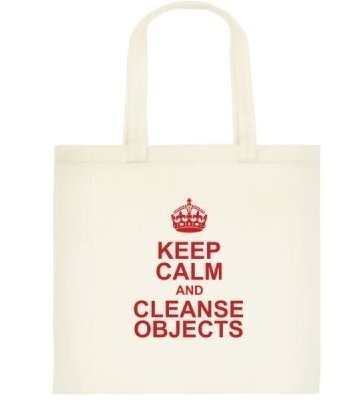Cleanse Object Bag - Remove Negative Entities & Energies