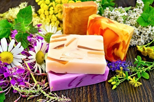 Enchanted Soap for Cooling Temper