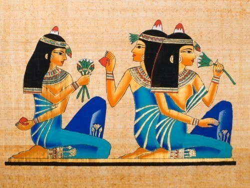 Egyptian Binding Spell for Wisdom, Intelligence, Clever Thinking