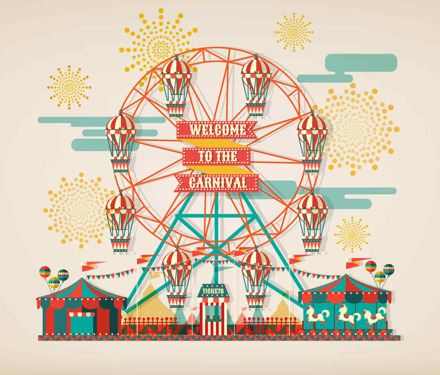 Welcome To The Creepy Hollows Carnival! Get Ready for Wild & Unpredictable Fun