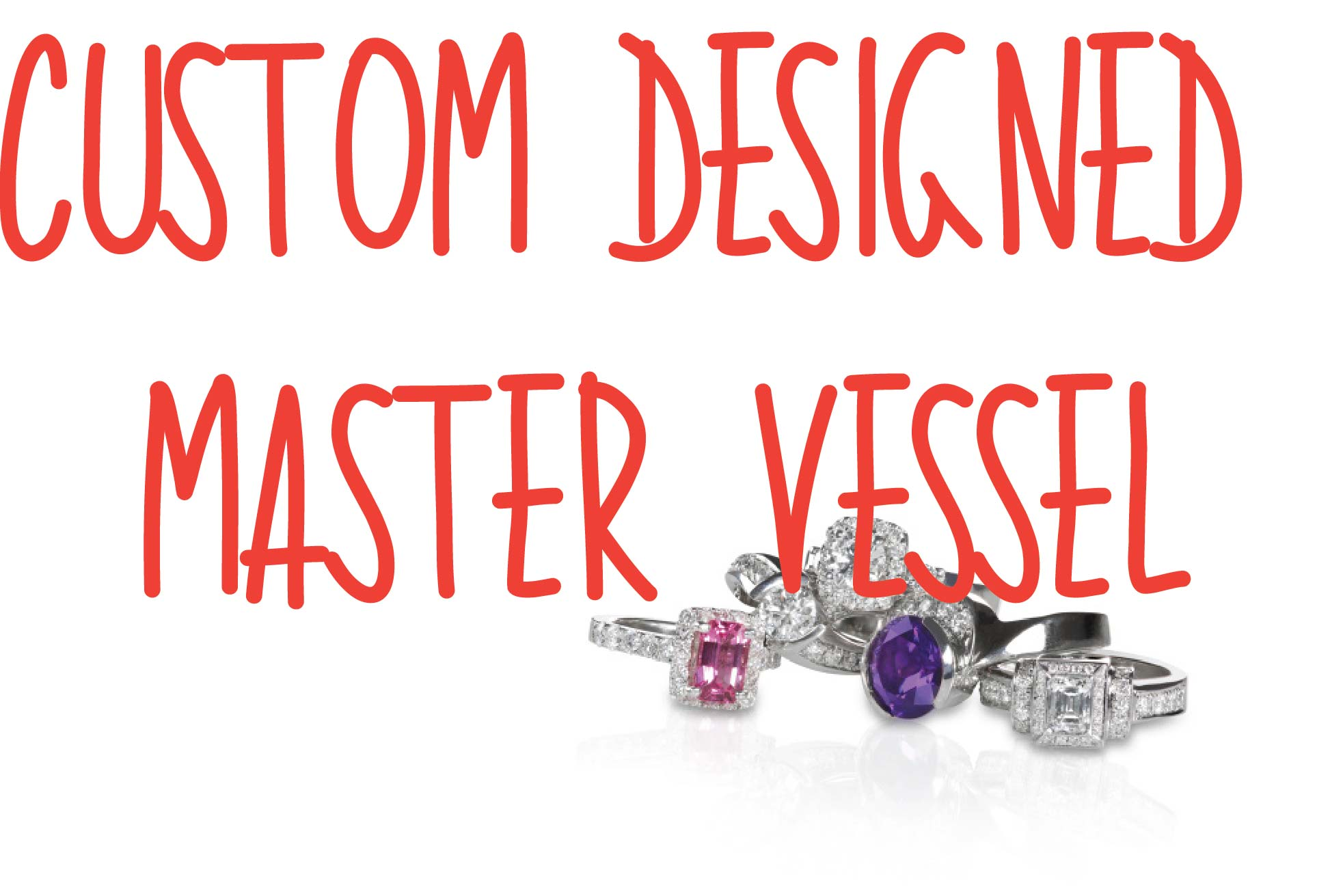 Bonus Points Redemption - Get A Custom Designed Master Vessel For Free