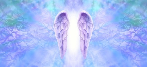 Divine Angel Spirit Named Hallo - Divination, Psychic Power, Visions