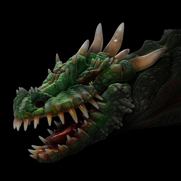 Dracokinesis - Kinetic Power & Ability to Dragon Energy